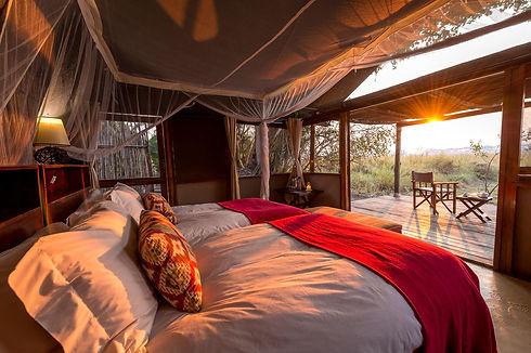 Busanga Bush Camp, Kafue, Zambia