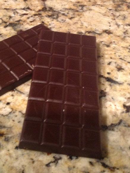 Dark Chocolate 4 oz. bar