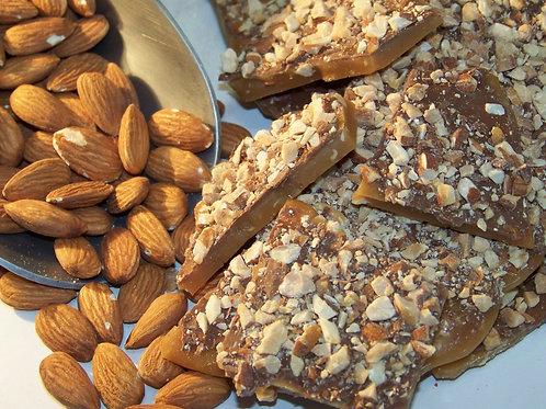 Butter Almond Crunch 1/2 lb Milk Chocolate