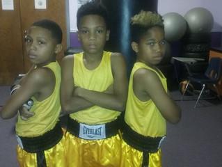 "Inner City Boxing ""Triple Treat"""