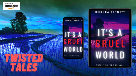 It's A Cruel World: New Kindle Release