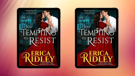 Too Tempting for Lovers of Historical Romance