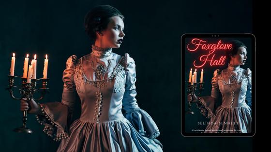 Free Regency Romance Foxglove Hall