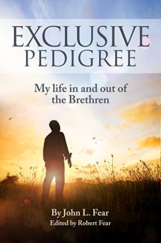 Review: Exclusive Pedigree: My life in and out of the Brethren
