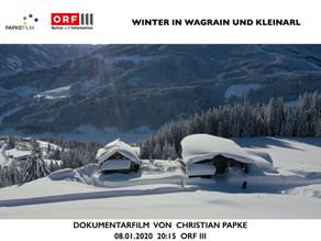 Winter in Wagrain und Kleinarl