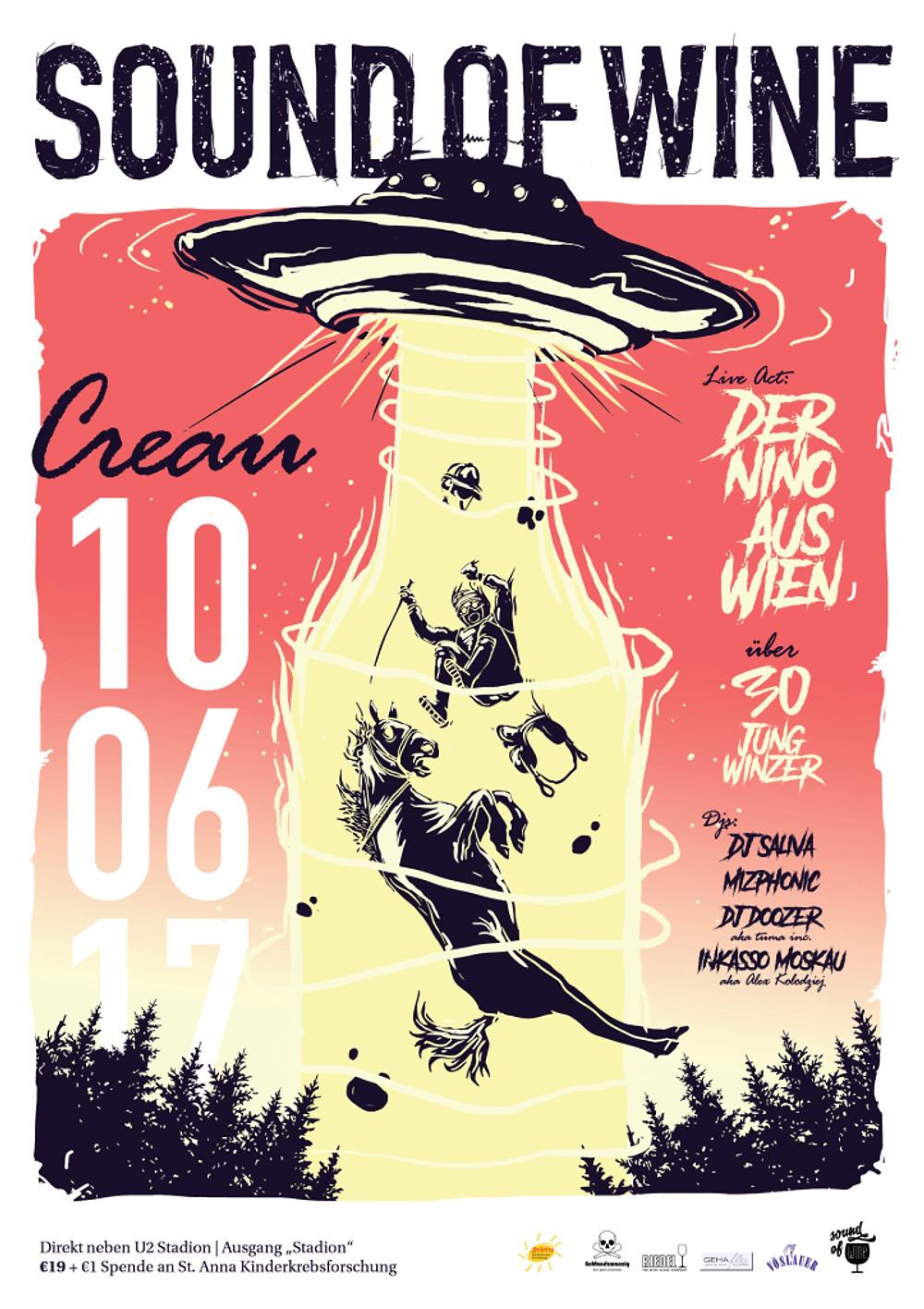 Sound of Wine Main Event '17 -Creau_Plakat