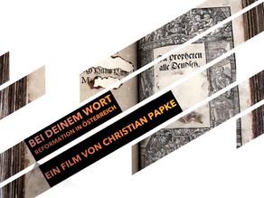 Bei deinem Wort – Reformation in Österreich