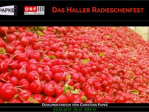 Das Haller Radieschenfest