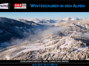 Winterzauber in den Alpen
