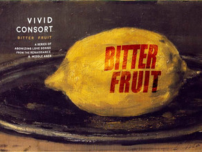 Bittersüßer Früchte Töne
