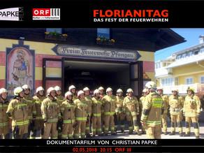 Florianitag – Das Fest der Feuerwehren