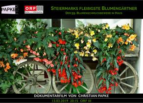 Steiermarks fleißigste Blumengärtner