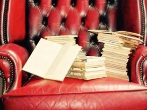 Literarisches im Salon