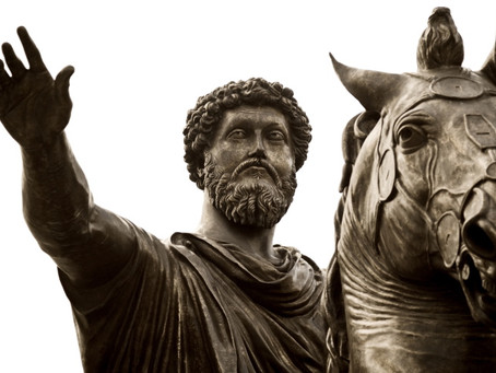 Think Steadily as a Roman