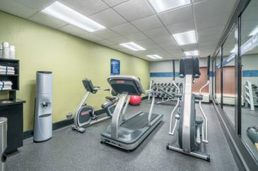 Hamilton Inn Bessemer Gym