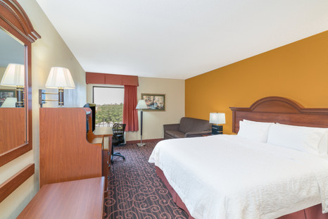 Hamilton Inn Bessemer Bed