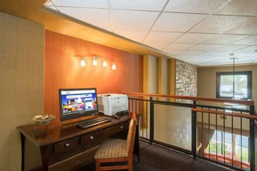 Hamilton Inn Bessemer Interior