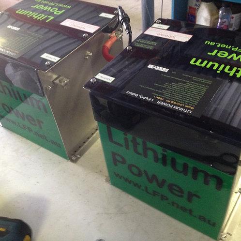 12V 600Ah Power Pack