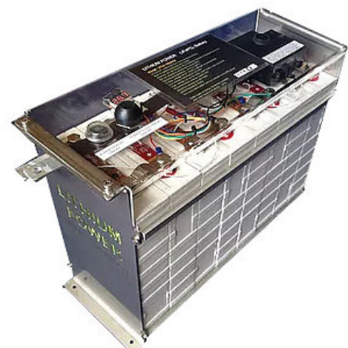 24V 100Ah In stainless steel compress pack