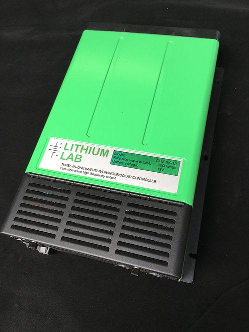Inverter All in 1. Charger/inverter/MPPT solar reg 2000W