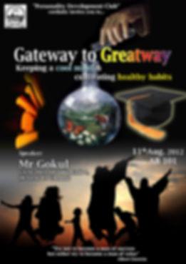 Iskcon Pune - Gateway to Greatway MAIL N