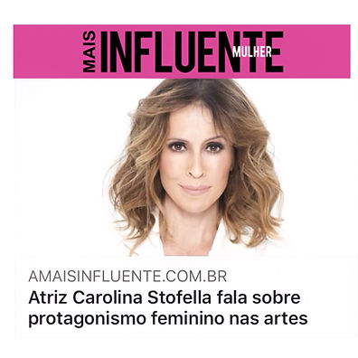 Entrevista: A Mais Influente Mulher