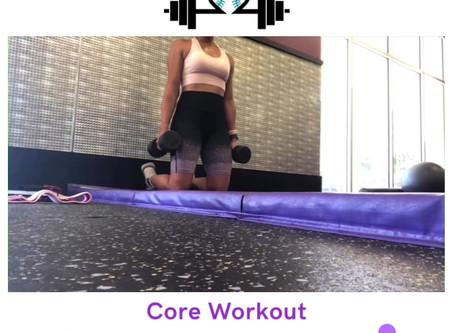 Core Workout Mini Circuit