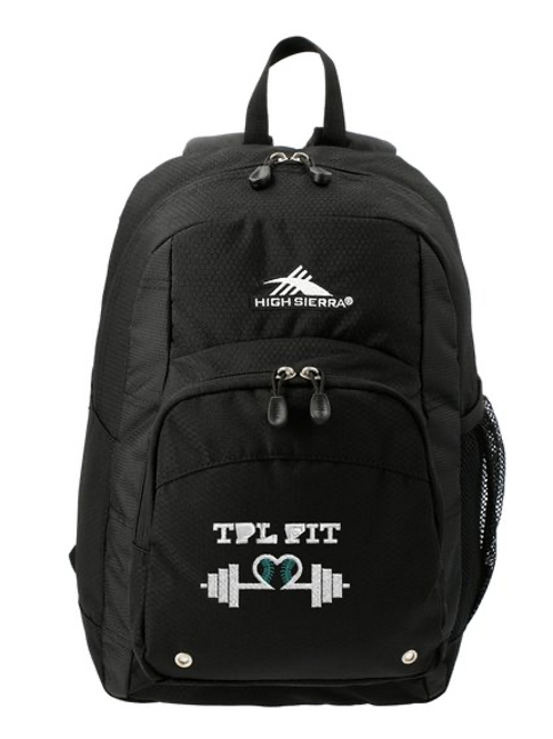TPL FIT BACKPACK