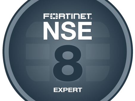 A madman's thoughts: the NSE8 exam