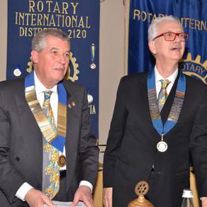 Due eventi in uno per il nostro Rotary Club Taranto Magna Grecia.