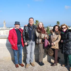 """Nostri soci al progetto """"Il Rotary per i Castelli"""""""