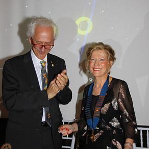 L'avv. Rosanna Miolli nuovo presidente del Rotary Club Taranto Magna Grecia.