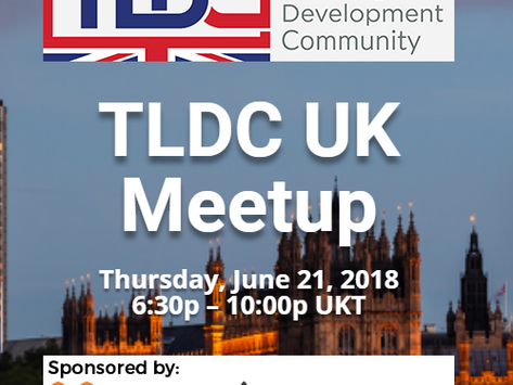 TLDC UK Meetup