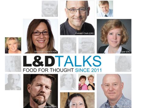 L&D Talks 24-25 October 2018