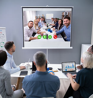 Live Online and virtual meeting training