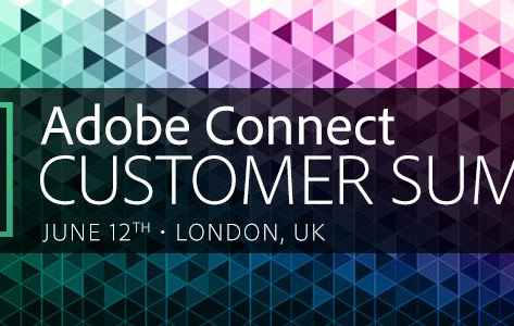 Adobe Connect Customer Summit: June 12th