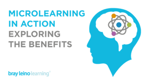 Microlearning in action – webinar with Bray Leino Learning