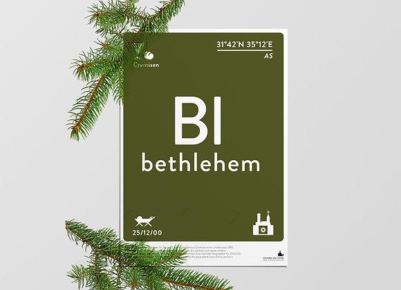 Bethlehem prints