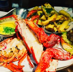 Burgers & Lobster