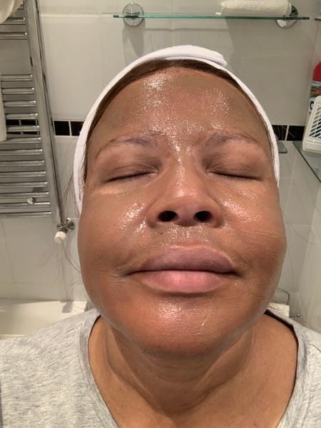 Chocolate Antioxidant Mask