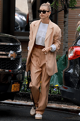 Hailey Bieber's Street Style and Her 5 O