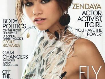 10 Vogue Cover Ideas: Celebrity Coveres