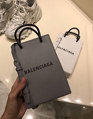 Balenciaga SS2019 shoes, bags and denim