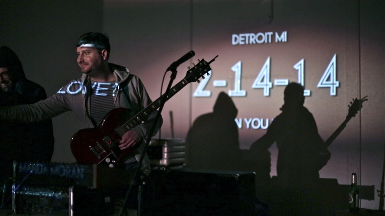 Turn To Crime, Detroit Contemporary
