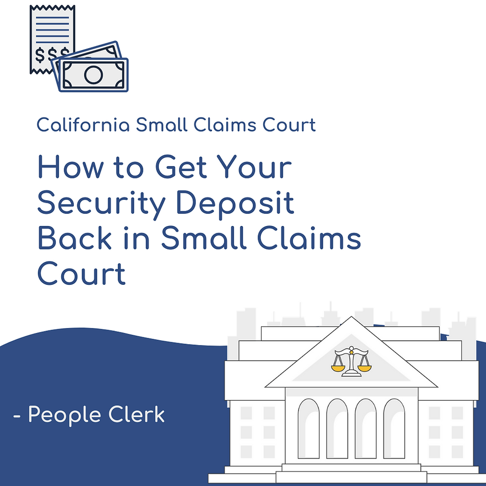 How to file a small claims lawsuit against your landlord