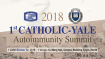 2018 Catholic-Yale Autoimmunity Summit (2018-10-12)