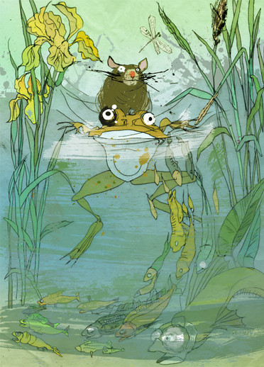 Frosch-Mäusekrieg
