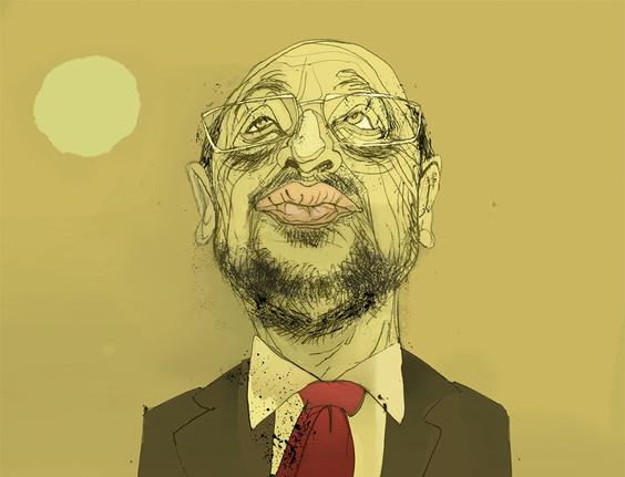 Martin. Martin Schulz