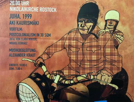 Stummfilmnacht Rostock: Juha