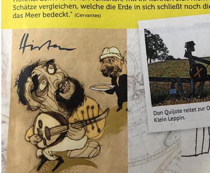 Dorf Macht Oper: Don Quichotte